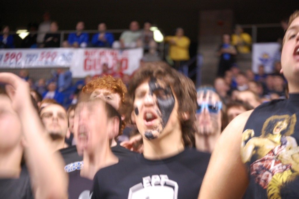 Colonel Crazies at Rupp Arena