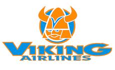 Viking Airlines Logo