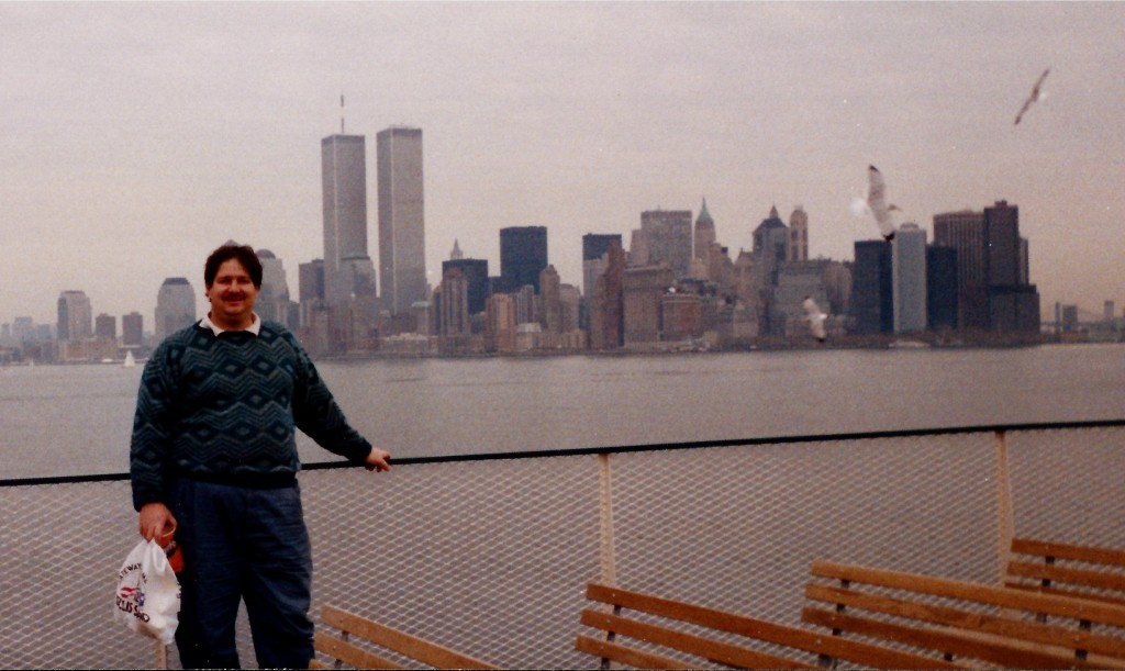 Visiting NYC in 1990