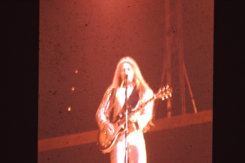 Bobby Cochran, then with Steppenwolf in 1975