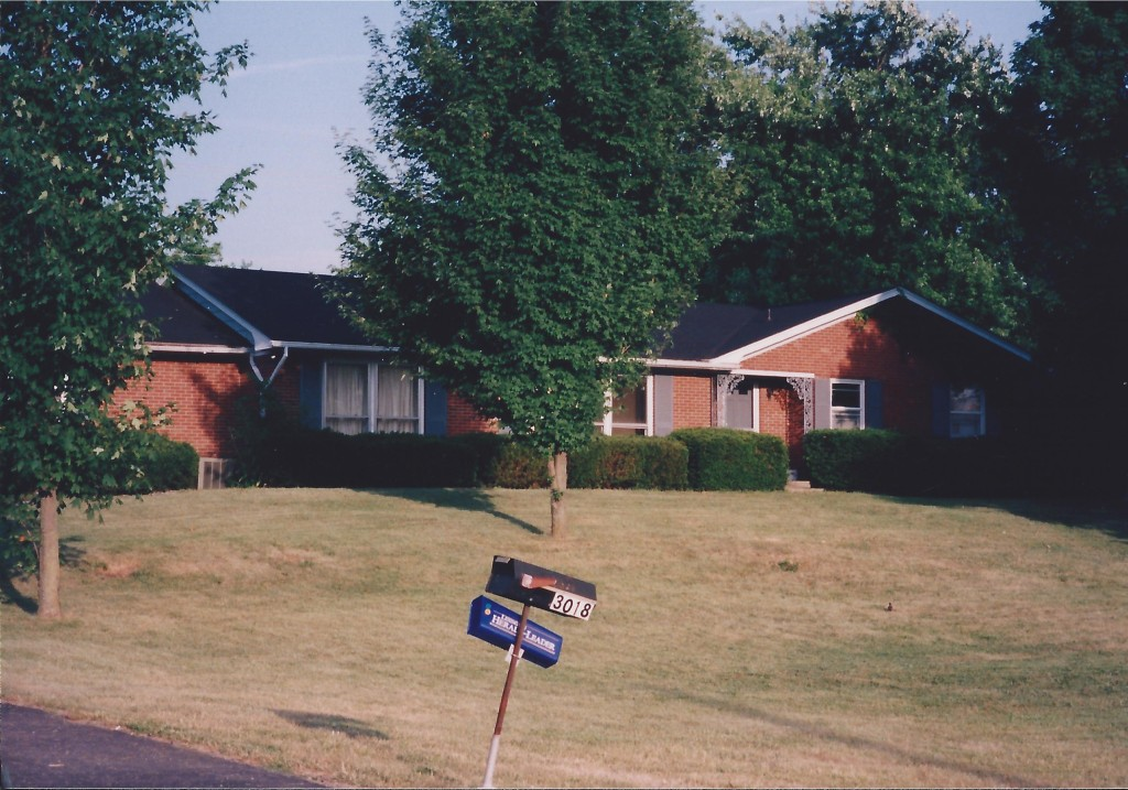 House in Nicholasville
