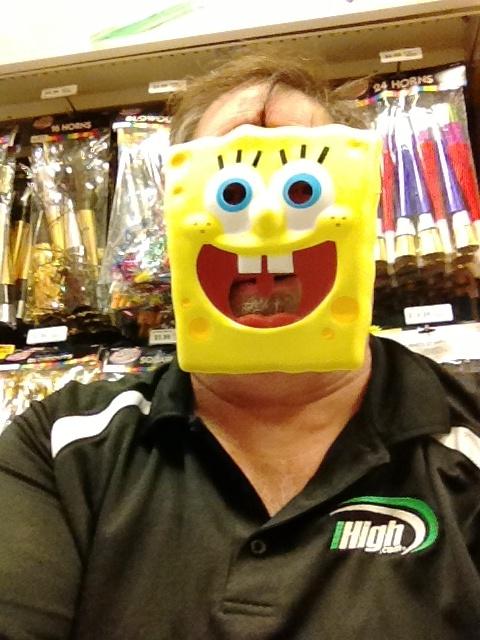 Sponge Bob Sumoflam