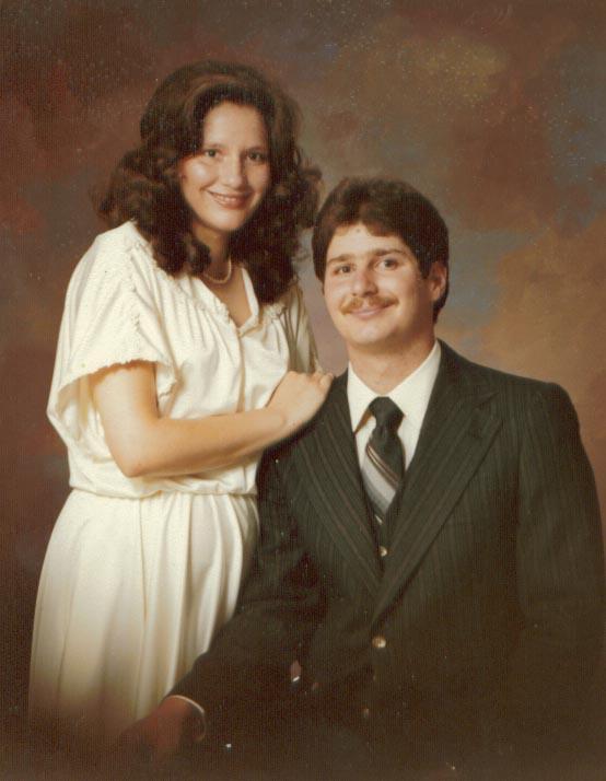 Wedding Photo - July 1979