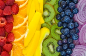 Colorful Fruits can be very appealing