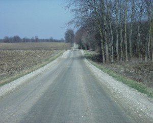 Road in Ontario