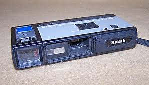 Kodak Instamatic portable camera