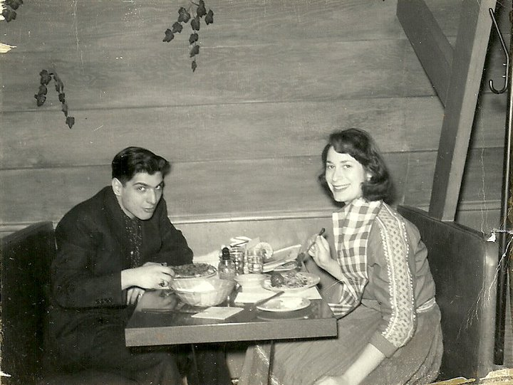 Orene and Joe ca. 1956
