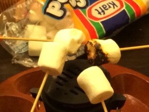 Homemade S'mores